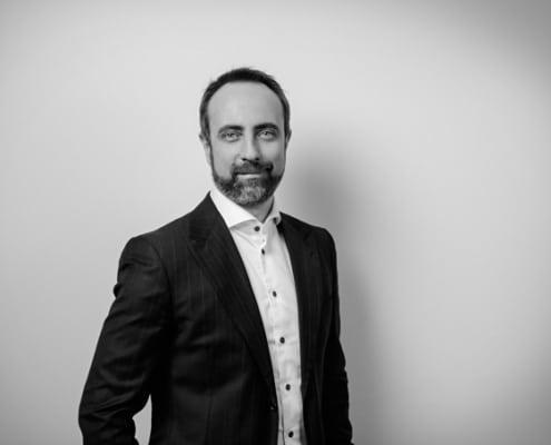 Johannes Regenass - CEO Alerion