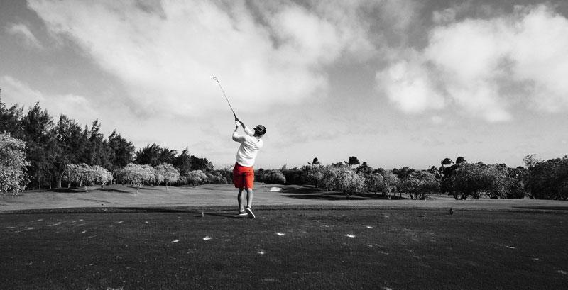 Golfen und Homeoffice - Alerion